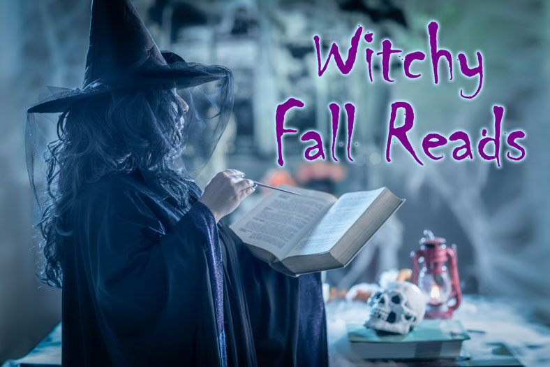 Witchy Fall Reads